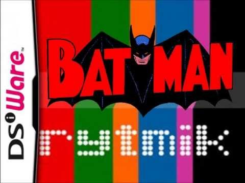 60's Batman Theme in Rytmik on Nintendo DSi by geezerdk