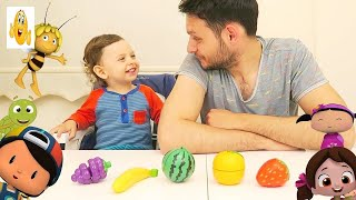 Colors for Children to Baby Learn Colors with Bee Maya - Learn Colors With Youtube Kids Song. 2018 V