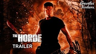 The Horde - Official Trailer | Paul Logan Action Film HD