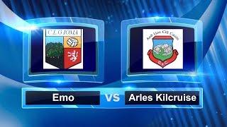 Emo vs Arles Kilcruise
