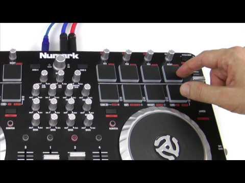 numark mixtrack quad software download