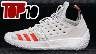Top 10 Adidas Harden Vol 2 Shoes Of 2018