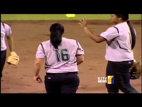 UH Wahine Parnaby Receives All-american Award - Smashpipe News