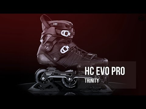 Video POWERSLIDE HC EVO TRINITY Noir