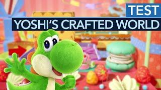 Yoshi's Crafted World im Test