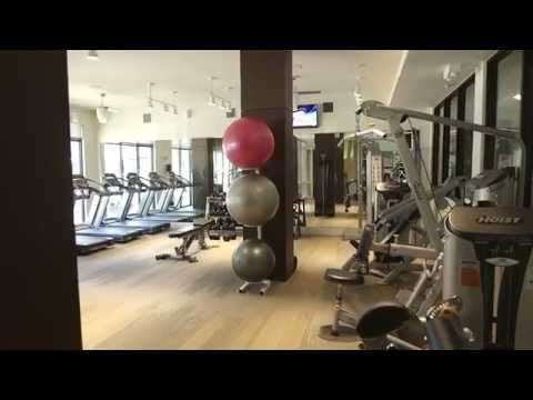 Fitness Center at AMLI West Plano - Plano Apartments