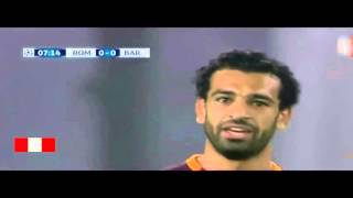 M.Salah vs Jordi alba SPEED