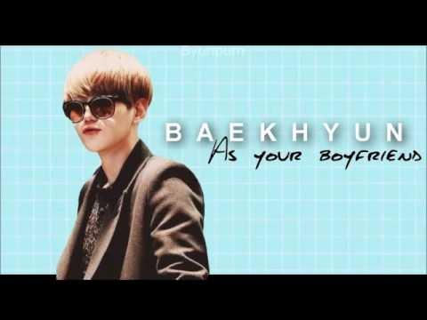 [Imagine] Baekhyun As your boyfriend.