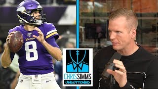NFL Week 11 Game Review: Broncos vs. Vikings | Chris Simms Unbuttoned | NBC Sports