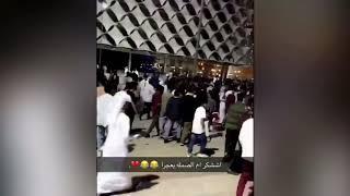 فيديو كامل مضاربة فتاة مع شباب الرياض مكتبة الملك فهد     -