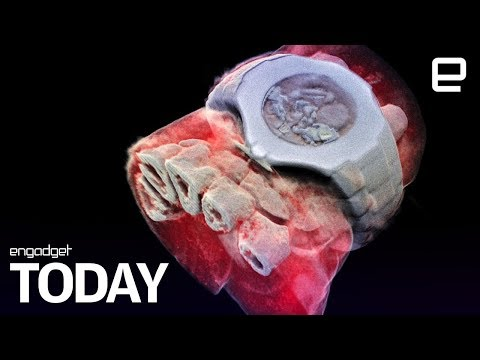 Scientists develop 3D, full-color x-rays | Engadget Today
