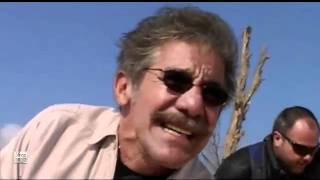 Libya: Geraldo In Combat, Need I Say More!