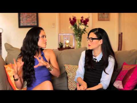 Kimberly Snyder | 5 Questions With SuChin Pak - YouTube