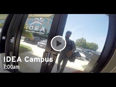 NEW IDEA Campus Behind-The-Scenes Tour!