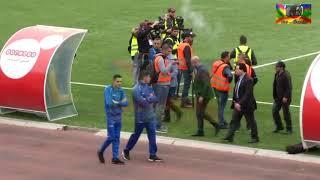 Ambiance Magnifique Lors Du Match De La JSK Avec Le MCO