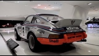 Porsche Museum Treasure - the 911 RSR