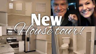 NEW EMPTY HOUSE TOUR 🎉