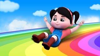 Colors Song   nursery rhymes Farmees   learn colors   original song   kids rhymes by Farmees
