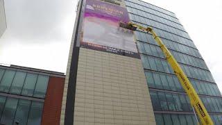 Bohemian Rhapsody - Creating the street art mural in London