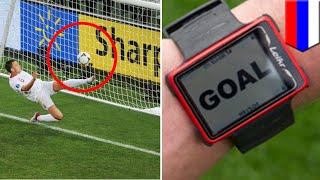 Goal-line technology will be used again at 2018 World Cup in Russia - TomoNews