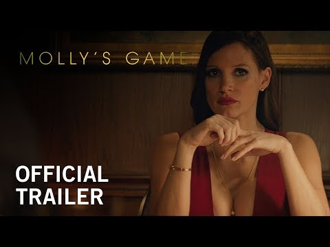 Molly's Game: il trailer