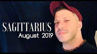 SAGITTARIUS August 2019 - OMG! HUGE TURNING POINT!! | SURPRISE  & LOVE - Sagittarius Horoscope Tarot