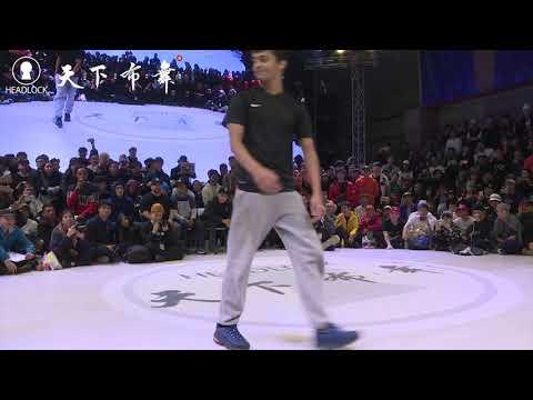 Lussy Sky vs Sunni | Semi-Final | 1on1 | Hustle & Freeze Vol.13