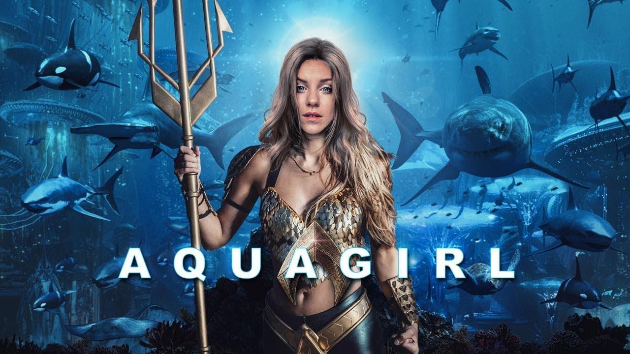 Aquaman en vrai 🧜🏼♀️🧜🏻♂️