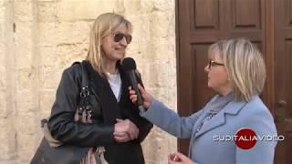 03   La nipote di Tomas Ditaranto in visita a Montescaglioso