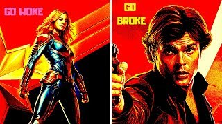 Woke Brie Larson Will Lead to Weaker Box Office for Captain Marvel