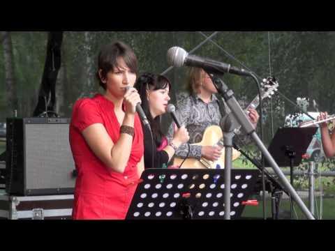 Saulkrasti Jazz 2011 Studentu koncerts. Maren Kessler ansamblis. I daļa.