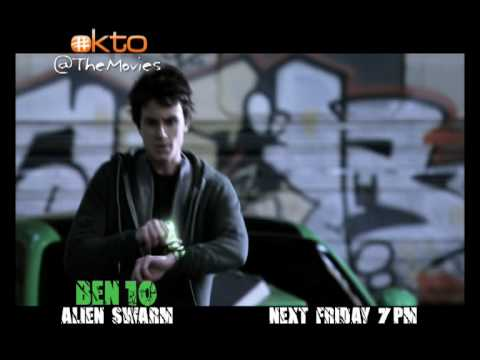 Watch Ben 10: Race Against Time 2007 full movie online