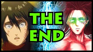 THE END! The FINAL Chapter of Attack on Titan EXPLAINED!