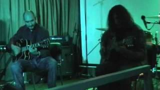 "Jazz Lyre - ""All of me"", gypsy jazz style"