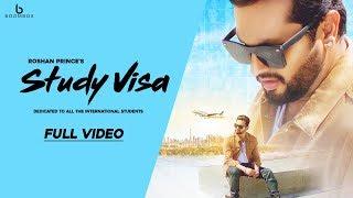 Study Visa – Roshan Prince