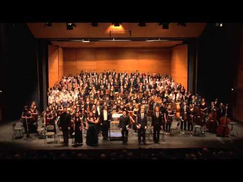 Felix Mendelssohn-Bartholdy: Paulus op.36 aus dem Katharinensaal der HMT-Rostock