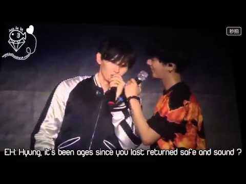 [JHH][Engsub] SS6 150712 Reason why Donghae named his song