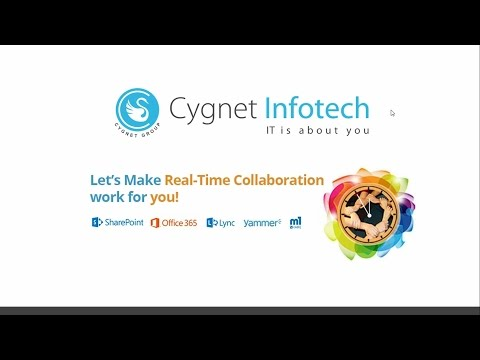 Making Real-Time Collaboration work with Microsoft SharePoint and Office365