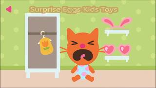 Sago Mini World🌎- Sago Mini Pet Cafe - Baby Learn Colors, Numbers Fun Preschool Learning Gameplay