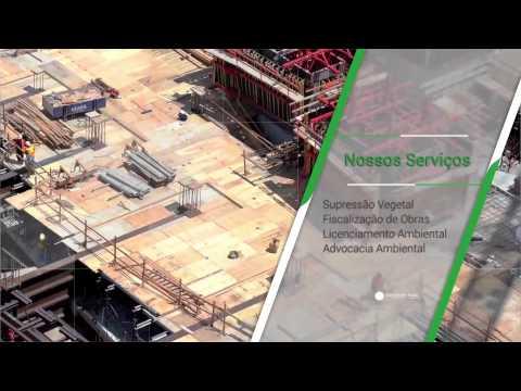 Vídeo Institucional Ambiente Gaia Consultoria e Engenharia