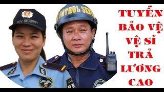 TUYỂN GẤP! Việc làm bảo vệ thời vụ tết lương cao tại Công ty TNHH dịch vụ Bảo vệ Thanh Bình Phú Mỹ