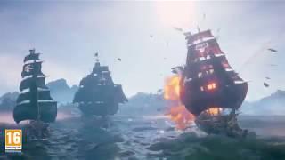 Skull and Bones - Gameplay trailer E3 2018