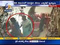 Robbery Caught On CCTV | Women Gang Theft Sarees at A Showroom | at Bikaner in Kamareddy Dist