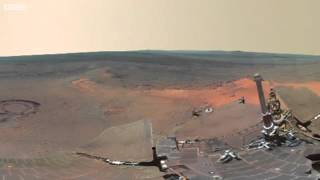 BBC News   Nasa Mars image ;next best thing to being there