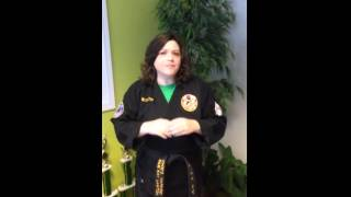 Womens Karate Taneytown