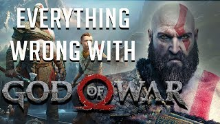 GamingSins: Everything Wrong With God of War (2018)
