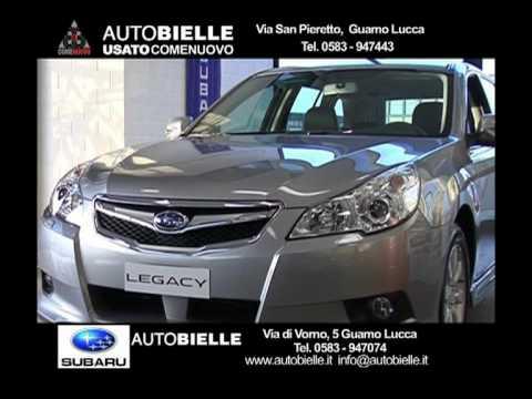 Concessionaria Lucca - Concessionaria Subaru Autobielle - Spot 2009