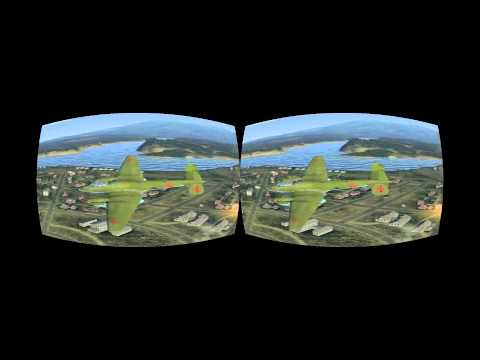 War Thunder on the Oculus Rift - Replays
