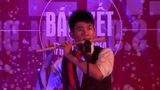 #9.  Beatbox sáo Thắm sáo ( Vòng Bán Kết )