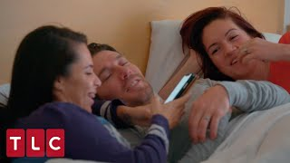 Dannielle Spent the Night With Roberta and Garrick! | Seeking Sister Wife